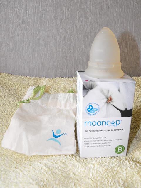 La Mooncup ou coupe menstruelle ça vous parle?