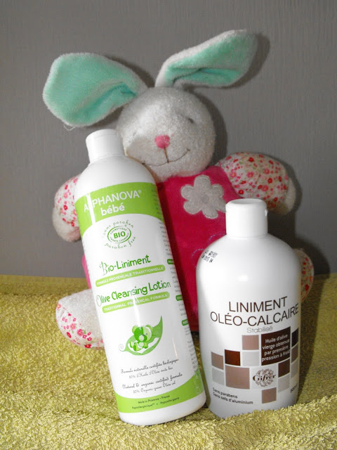 Le liniment Alphanova vs Gifrer