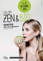 Salon Zen et Bio à Nantes du 11 au 13 octobre 10h/19h