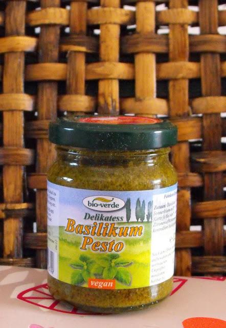 Pesto au basilic bio-verde VEGAN