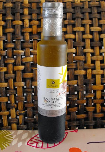 Balsamic & Olive Huilerie bioplanète