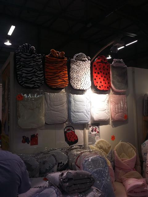 Salon baby de Nantes édition 2015 j'y étais!