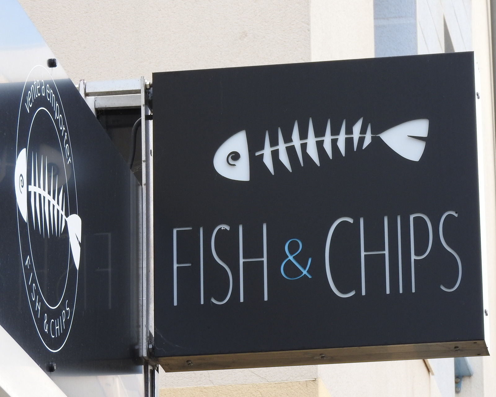 fish and chips pornichet