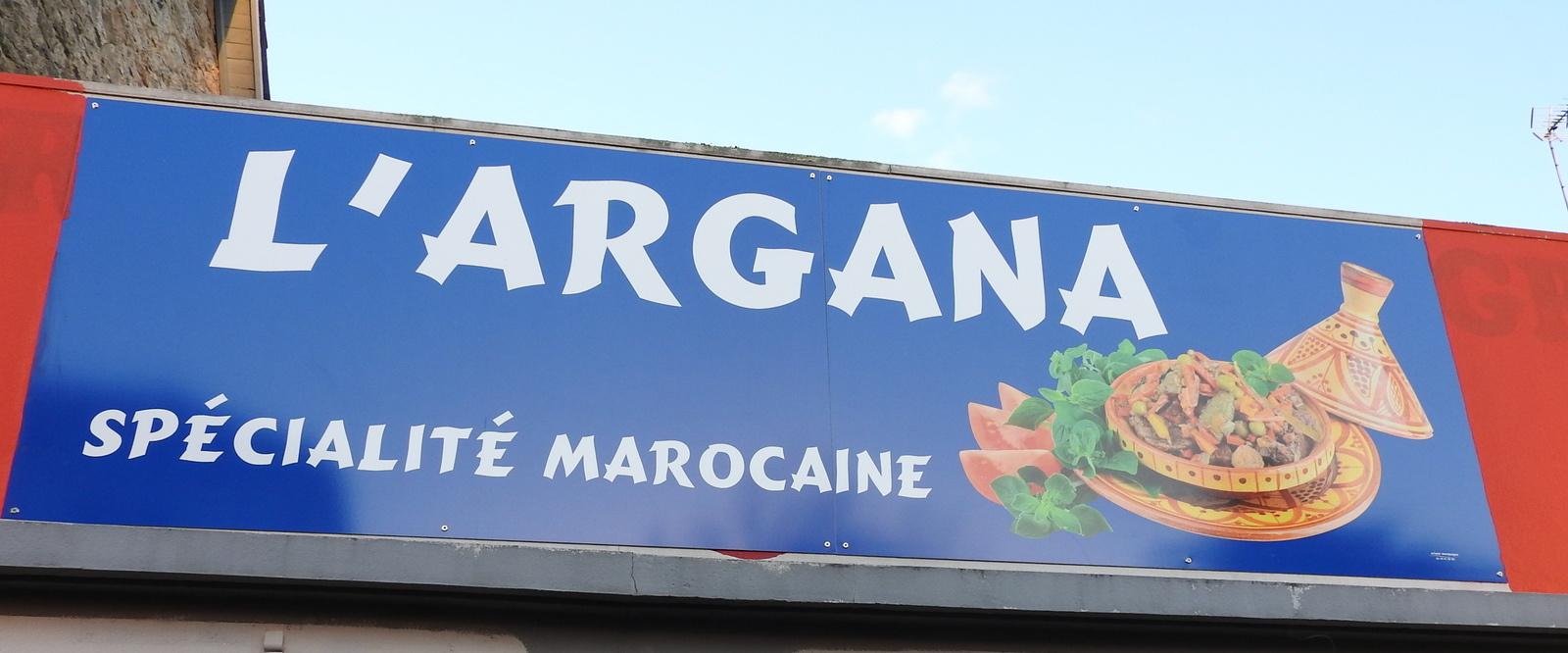 restaurant argania pornichet